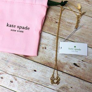kate spade Jewelry - 🆕 Kate Spade Celestial Charm Necklace Cancer